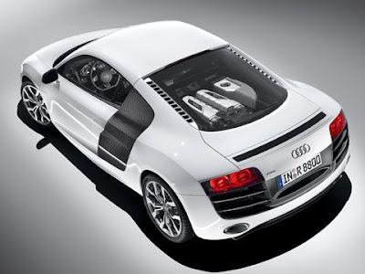 Audi R8 photo gallery