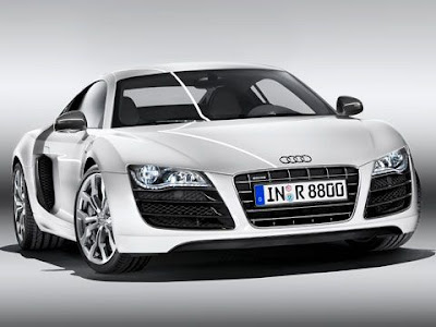 Audi R8new photos