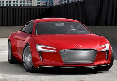 Audi E-Tron letest images