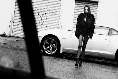 Mila Kunis Photo Shoot For BlackBook photo gallery