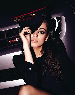 Mila Kunis Photo Shoot For BlackBook photos