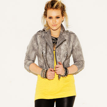 Hilary Duff Cover of Nylon Magazine January 2010 new pics
