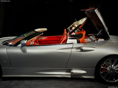 Spyker C8 Aileron Spyder images