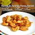 Ricotta Jambon Parma Ravioli in Tomato Basil Sauce