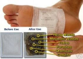 FOOT DETOX ...( NEW  Product )