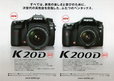 Pentax K20D / Pentax K200D