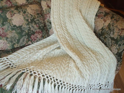 Free Crochet Pattern Wedding Afghan Pakbit For