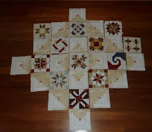 Sweet Memory Quilt tot nu toe