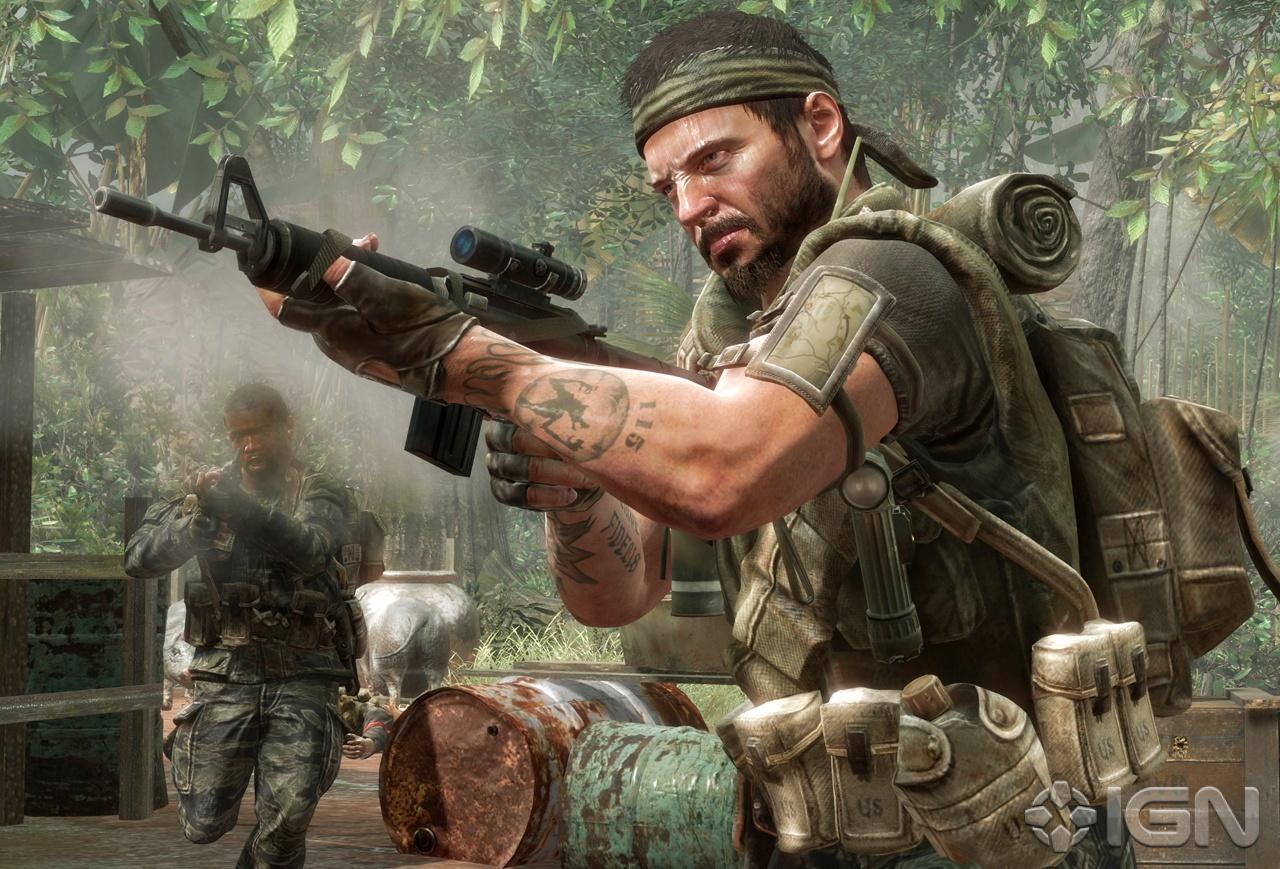 Call of Duty: Black Ops 4, PS4 aangeboden - Vraag & Aanbod ...