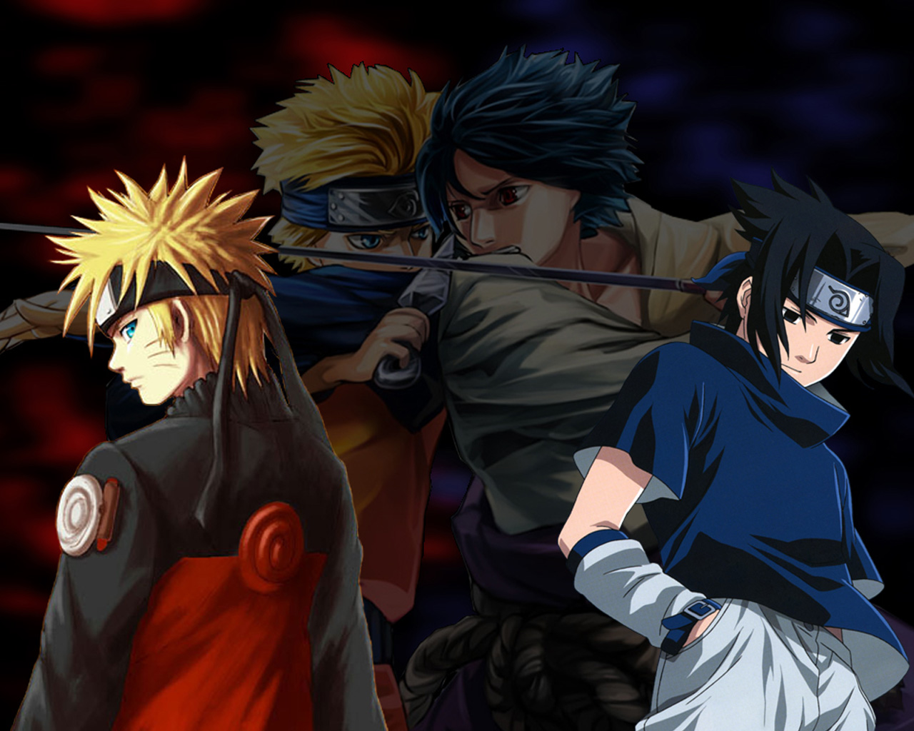 Naruto Manga 698-Naruto Vs Sasuke Batalla Final[Fan Color
