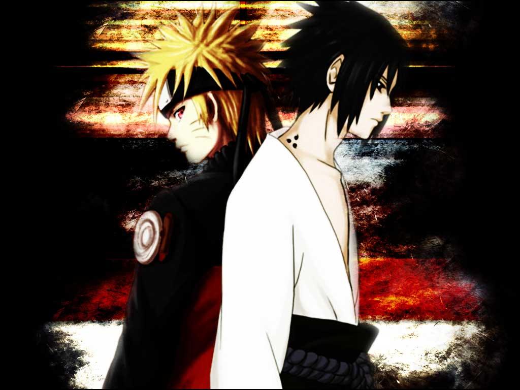 gallery for sasuke vs naruto wallpaper