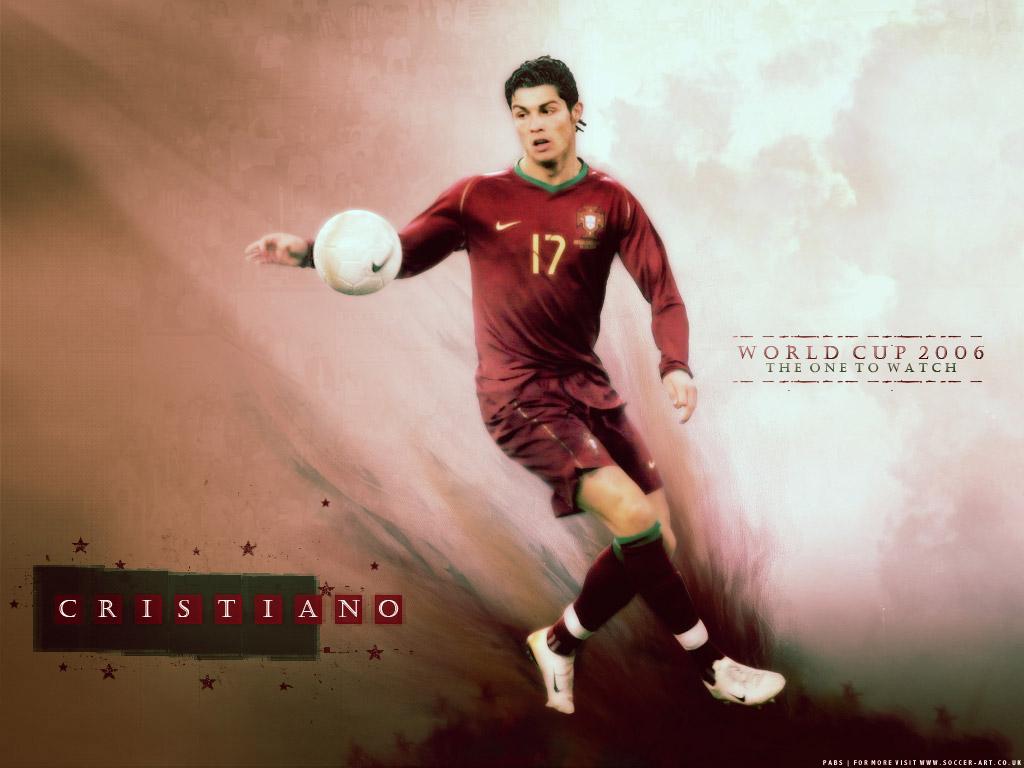 15 Cristiano Ronaldo