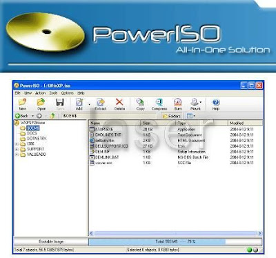 PowerISO v4.5 Portable