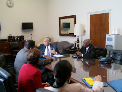 AAAA Meets with Rep. Charlie Gonzalez