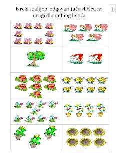 Još matematičkih zadataka za prvi razred osnovne škole