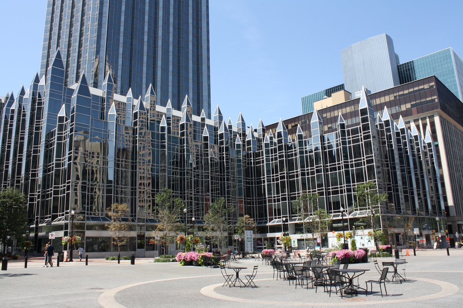 better than a travel guide ppg place and market square