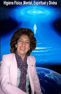 Isabel Reinoso creadora de la conferencia Urantia y la Higiene Humana
