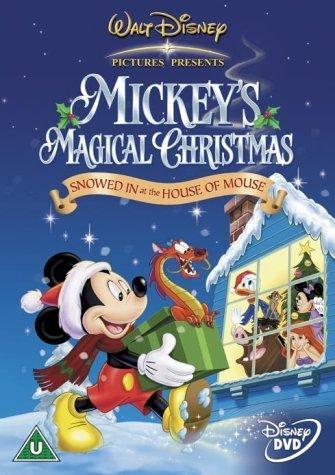 Filme Poster O Natal Mágico do Mickey DVDRip XviD & RMVB Dublado