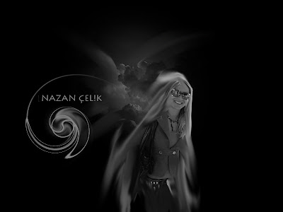 nazan çelik black angel :)