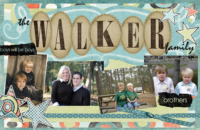 The Walker Texas Rangers