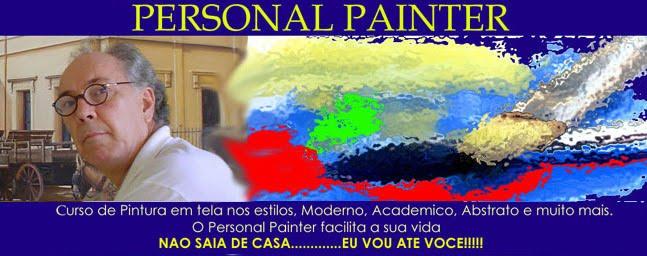 Personal Painter - aulas de pintura em domicilio