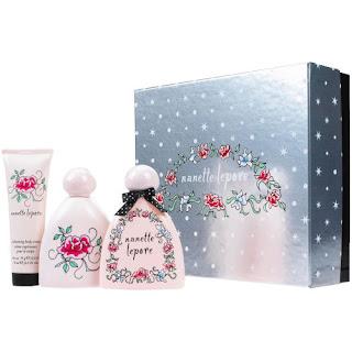 Nanette Lepore, Nanette Lepore Gift Set, fragrance, perfume, eau de parfum, holiday gifts, holiday gift guide