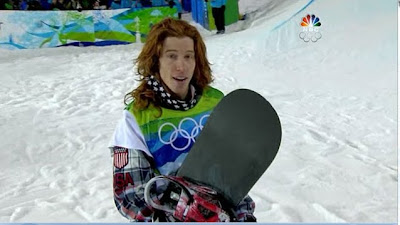 Shaun White, snowboard, snowboarder, snowboarding, Olympics, Olympic Games, 2010 Olympics, 2010 Olympic Games, 2010 Winter Olympics, 2010 Winter Olympic Games, Winter Olympics