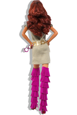 Barbie, Barbie doll, Christian Louboutin, doll, shoes, Dolly Forever Barbie, Dolly Forever Barbie by Christian Louboutin, net-a-porter, Christian Louboutin Barbie