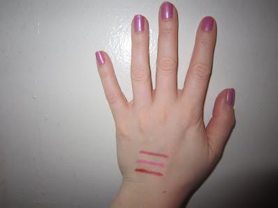 M.A.C, MAC, M.A.C Cosmetics, MAC Cosmetics, M.A.C Art Supplies, M.A.C Pro Longwear Lipstain Marker, M.A.C Pro Longwear Lipstain Marker Stylesetter, M.A.C Pro Longwear Lipstain Marker A Classic, M.A.C Pro Longwear Lipstain Marker Purposefully Red, lip, lips, lipstain, lip stain, lipcolor, lip color