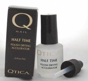 Qtica, Qtica Half Time Polish Drying Accelerator, polish, nail, nails, nail polish, drying drops