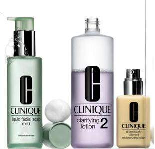 clinique skin care in the united kingdom