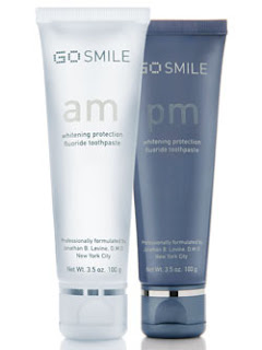 GO SMiLE, GO SMiLE AM/PM Duo, GO SMiLE toothpaste, clean teeth, dental hygiene