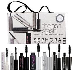 Sephora, gift set, mascara, Benefit, LORAC, Blinc, Smashbox, Stila, Too Faced