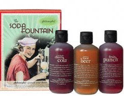 Philosophy The Soda Fountain, Philosophy 3-in-1, Philosophy, shower gel, bubble bath, shampoo