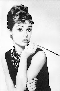 Audrey Hepburn, Beautiful Belles series, fashion icon, beauty icon, iconic women, celebrity