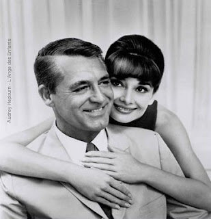 Audrey Hepburn, Beautiful Belles series, fashion icon, beauty icon, iconic women, celebrity, Cary Grant