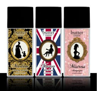 butter LONDON, butter LONDON Luxury Lotion, butter LONDON Creme Trio, butter LONDON Luxury Lotion Trio, Nonie Creme