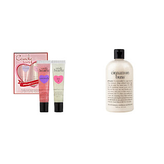 Philosophy, Philosophy giveaway, Philosophy gift set, Philosophy Candy Hearts Duo, Philosophy Cinnamon Buns 3-in-1, Philosophy Candy Hearts Lipgloss, Philosophy shower gel, Philosophy bubble bath, Philosophy body wash, Philosophy shampoo