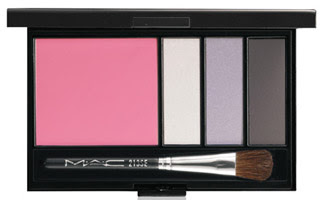MAC, MAC Cosmetics, MAC Trip 4 Classic Eye & Cheek Palette, makeup palette, blush, eyeshadow
