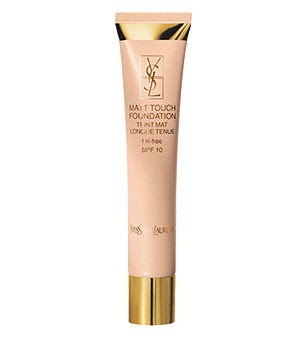 YSL, Yves Saint Laurent, YSL Oil Free Foundation, makeup