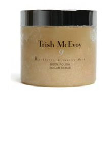 Trish McEvoy, Trish McEvoy scrub, Trish McEvoy body scrub, Trish McEvoy No 9 Blackberry & Vanilla Musk Body Polish Sugar Scrub, body scrub, scrub, body polish