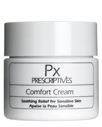 Prescriptives, Prescriptives Comfort Cream, moisturizer, lotion, moisturize, hydrate, redness, irritation, skin, skincare, skin care