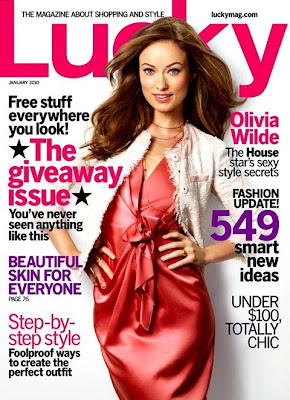 Lucky, Lucky Magazine, celeb, celebrity, TracyLee Percival, Luxe by TracyLee, TracyLee, Olivia Wilde, House, manicure, manicurist, nail, nails, nail polish, polish