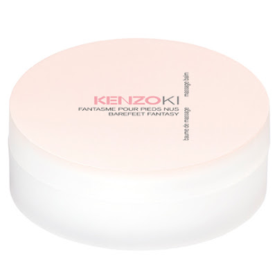 Kenzo, KenzoKi, KenzoKi Barefeet Fantasy, foot cream, lotion, body cream, moisturizer, foot, feet