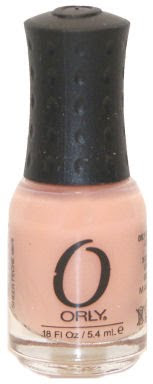 Orly, Orly Sheer Peche Nail Lacquer, Orly Nail Lacquer, nail, nails, nail polish, nail lacquer, polish, lacquer, manicure, manicurist