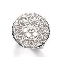 Leslie Greene Chanteclaire Ring, Leslie Greene, jewelry, 12 Blings of Christmas