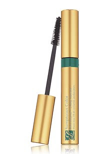Estee Lauder Sumptuous Color Bold Volume Lifting Mascara, Estee Lauder Bold Volume Lifting Mascara, eye, eyes, eye makeup, mascara, Estee Lauder mascara, colored mascara, emerald, green