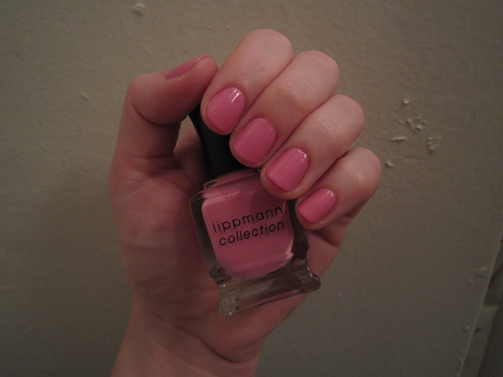 The Beauty of Life: Mani of the Week: Deborah Lippmann Constant Craving