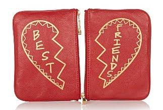 Rebecca Minkoff, Rebecca Minkoff pouch, Rebecca Minkoff pouches, Rebecca Minkoff Best Friends Leather Pouches, pouch, accessory, accessories, Best Friends