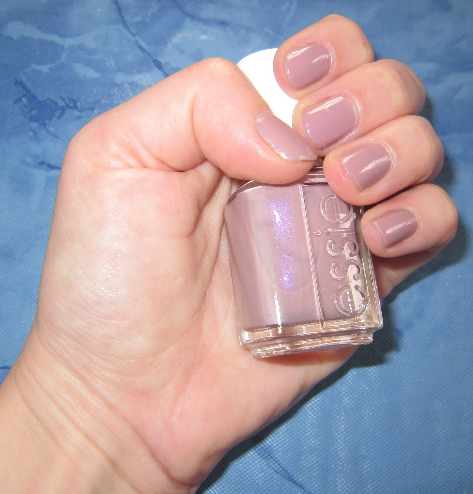 The Beauty of Life: Mani of the Week: Essie Demure Vixen
